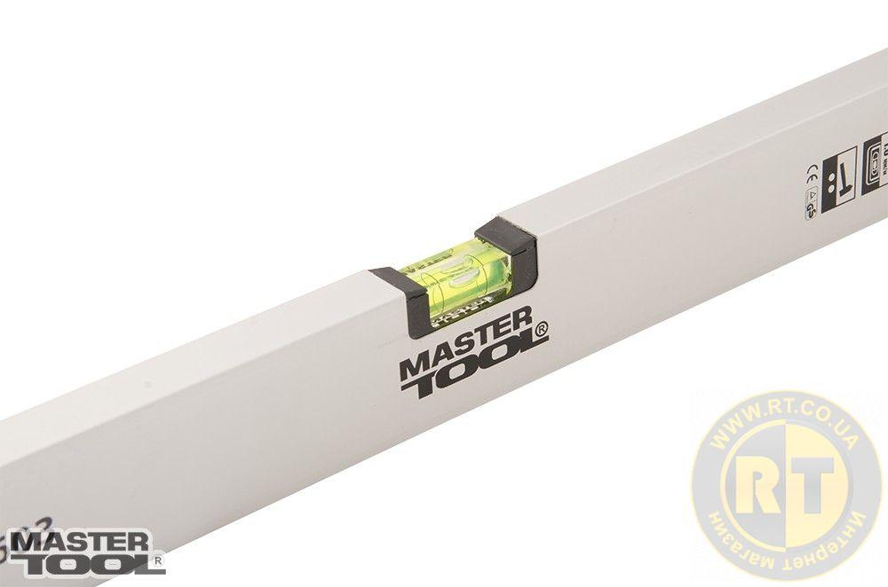 Уровень алюминиевый 1500 мм фрезерованный три глазка усиленный Matrix 34415