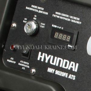 Бензиновый генератор Hyundai HHY 9020FE ATS  - АВТОМАТИЧЕСКОЕ ВКЛЮЧЕНИЕ Блок автоматики...
