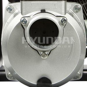 Мотопомпа для чистой воды Hyundai HY 83  - АЛЮМИНИЕВЫЙ НАСОС Основные элементы помп...