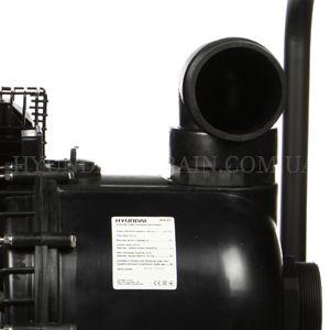 Мотопомпа для агрессивных жидкостей Hyundai HYA 83  - УВЕЛИЧЕННЫЙ ДИАМЕТР ШЛАНГОВ Забор жидкос...