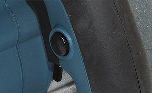Пила циркулярная Hyundai C1500-190  - БЛОКИРОВКА ВЫКЛЮЧЕНИЯ Безопасность...