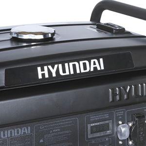 Бензиновий генератор Hyundai HHY 3030F  - ЭКОНОМИЧНОСТЬ Машина потребляет 1 литр г...