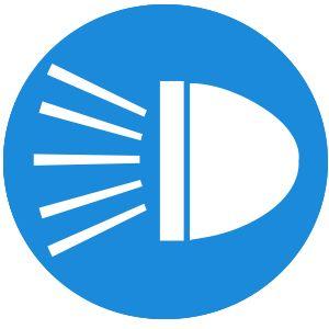 Автомобильный компрессор Hyundai HY 1540  - LED-фонарик Встроенный фонарь ярко освещ...
