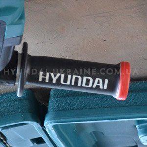 Перфоратор Hyundai H 850  - ДОПОЛНИТЕЛЬНАЯ РУКОЯТКА С МЯГКИМ ПОКРЫТИ...