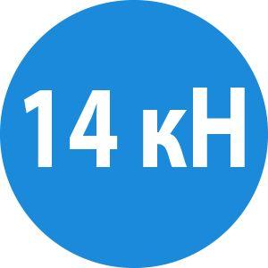 Вибротрамбовка Hyundai HTR 140  - Внушительный показатель силы удара Мощно...