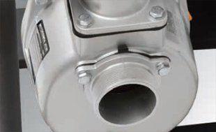 Мотопомпа для чистой воды Hyundai HY 80  - АЛЮМИНЕВАЯ ПОМПА Детали помпы изготовлен...