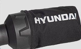 Орбитальная шлифмашина Hyundai O 350  - СПЕЦИАЛЬНЫЙ МЕШОК ДЛЯ УДЕРЖИВАНИЯ ПЫЛИ П...