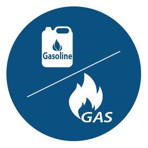 Двухтопливный генератор Hyundai HHY 7020FЕ ГАЗ-БЕНЗИН  - Газ/бензин Двухтопливный генератор &ndas...