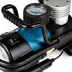 Автомобильный компрессор Hyundai HY 1765  - ПРОИЗВОДИТЕЛЬНОСТЬ 55 Л/МИН Мощный профе...