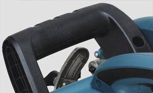 Пила циркулярная Hyundai C1500-190  - ДВЕ ТОЧКИ ХВАТА ДЛЯ КОМФОРТНОЙ РАБОТЫ Об...