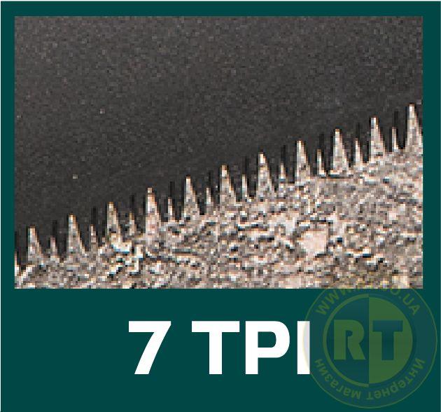 Teeth per inch