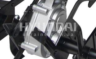 Культиватор электрический Hyundai T 1810E  - ЭРГОНОМИЧНОЕ ИСПОЛНЕНИЕ Компактный культ...