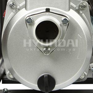 Мотопомпа для чистой воды Hyundai HY 53  - ПОМПА ИЗ АЛЮМИНИЯ Экологически чистый сп...