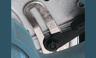 Пила циркулярная Hyundai C1500-190  - РЕГУЛИРОВКА ГЛУБИНЫ ПРОПИЛА Увеличенная ...