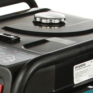 Двухтопливный генератор Hyundai HHY 10000FE-T ГАЗ-БЕНЗИН  - ЭКОНОМИЧНОСТЬ Продуманная топливная сист...