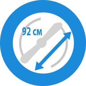 Затирочная машина Hyundai HPT 100  - Диаметр обработки 92 см Внушительный раз...