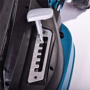 Газонокосилка электрическая Hyundai LE 4200  - 6 РЕГУЛИРОВОК ВЫСОТЫ СРЕЗА Г...