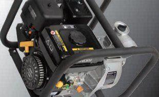 Высоконапорная мотопомпа Hyundai HYH 50  - ПРОФФЕСИОНАЛЬНАЯ РАМА Помпа крепится на ...