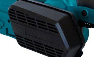 Ленточная шлифмашина Hyundai BS 900  - ПЫЛЕУДАЛЕНИЕ Агрегат укомплектован специ...