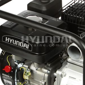Мотопомпа для чистой воды Hyundai HY 53  - НЕСЛОЖНОЕ УПРАВЛЕНИЕ Конструкторские реш...