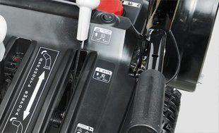 Бензиновый снегоуборщик Hyundai S 7065  - ДИСТАНЦИОННОЕ УПРАВЛЕНИЕДАЛЬНОСТЬЮ...