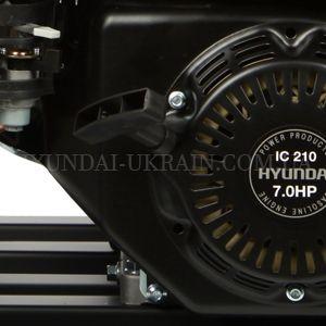 Мотопомпа для агрессивных жидкостей Hyundai HYA 83  - ЛЕГКИЙ ЗАПУСК Для старта установки нужно...