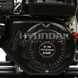 Мотопомпа для грязной воды Hyundai HYT 83  - ФИРМЕННЫЙ МОТОР Фирменный четырехтактный...