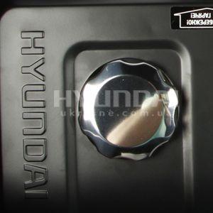 Мотопомпа для грязной воды Hyundai HYT 83  - СТАЛЬНОЙ БЕНЗОБАК Оптимальный объем топл...