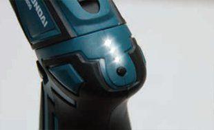 Аккумуляторный шуруповерт Hyundai А4800  - ИНДИКАТОР ЗАРЯДА БАТАРЕИ В компактном ин...