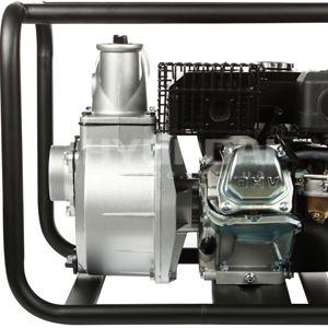 Мотопомпа для чистой воды Hyundai HY 83  - ПРОФЕССИОНАЛЬНАЯ РАМА Трубчатая конструк...