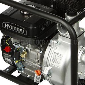 Высоконапорная мотопомпа Hyundai HYH 53-80  - ВЫСОТА НАПОРА Модификация создает водяно...