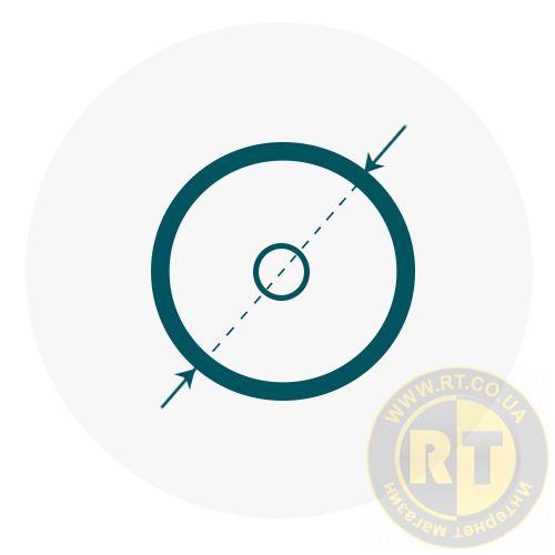 Диаметр диска (УШМ)