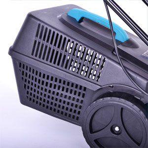 Газонокосилка электрическая Hyundai LE 3200  - УДАРОПРОЧНЫЙ ТРАВОСБОРНИК Удобная констр...