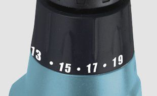 Дрель-шуруповерт Hyundai D350  - 19+1 СТУПЕНЧАТАЯ РЕГУЛИРОВКА КРУТЯЩЕГО М...