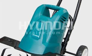 Культиватор электрический Hyundai T 1810E  - ЭЛЕКТРОДВИГАТЕЛЬ HYUNDAI Мотор собственн...