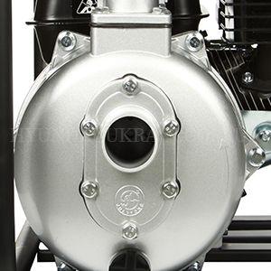 Высоконапорная мотопомпа Hyundai HYH 53-80  - НАСОС ИЗ АЛЮМИНИЯ Корпус помпы изготовле...