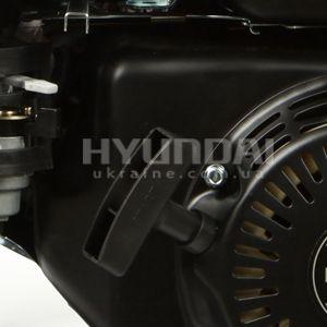 Мотопомпа для чистой воды Hyundai HY 83  - РУЧНОЙ ЗАПУСК Для старта предусмотрен тр...