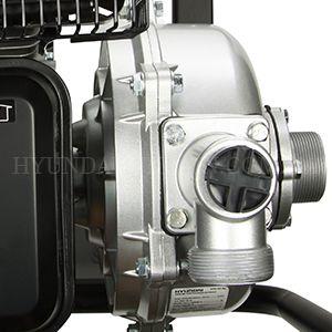 Высоконапорная мотопомпа Hyundai HYH 53-80  - ДИАМЕТР ПАТРУБКОВ 50 ММ Конструкция пред...