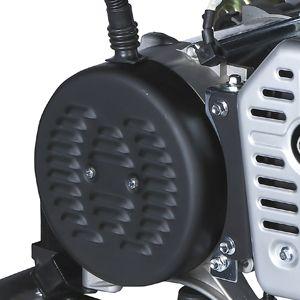 Бензиновый генератор Hyundai HHY 7020FE-T (универсальный 220/380В)  - СИНХРОННЫЙ АЛЬТЕРНАТОР Щеточный механизм...