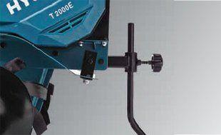 Электрокультиватор Hyundai T2000E  - УСИЛЕНЫЙ СОШНИК С помощью металлического...