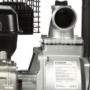 Мотопомпа для чистой воды Hyundai HY 53  - ПРОИЗВОДИТЕЛЬНОСТЬ Отличные технические ...