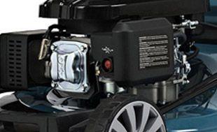 Бензиновая газонокосилка Hyundai L 5300S  - БЕНЗИНОВЫЙ ДВИГАТЕЛЬ HYUNDAI OHV Высокая...