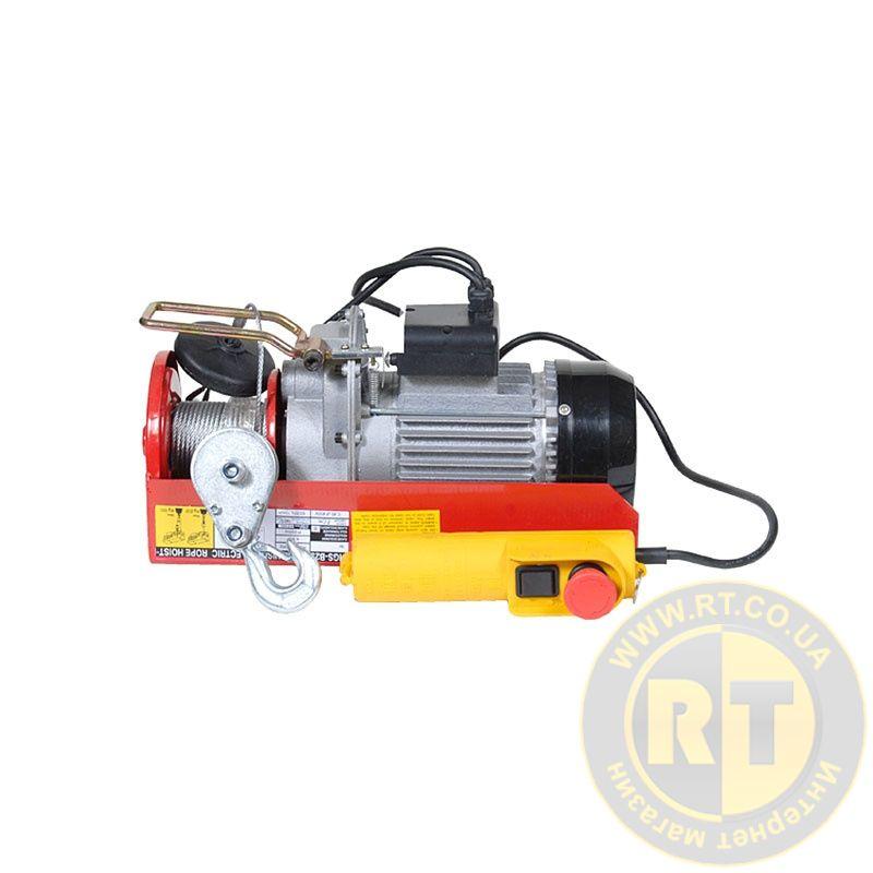 Тельфер электрический 500 Вт 125-250 кг 6 12 м 220В Ultra 6125012 ... 49c27b4b6c4