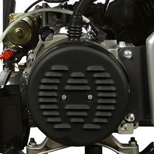 Двухтопливный генератор Hyundai HHY 10000FE-T ГАЗ-БЕНЗИН  - СИНХРОННЫЙ АЛЬТЕНАТОР Модификация устойч...
